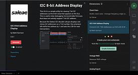 I2C Analyzer: 8-bit numbers